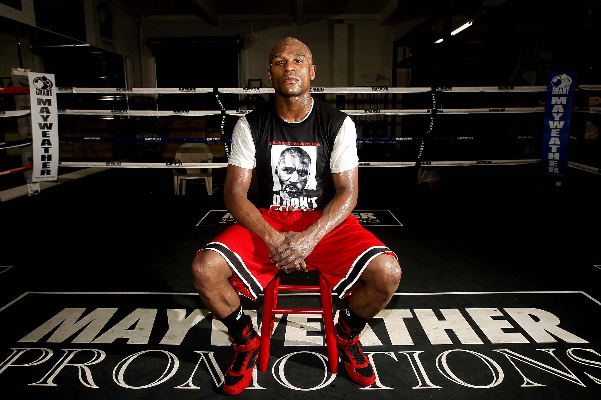 Floyd Mayweather, Jr. widescreen wallpapers