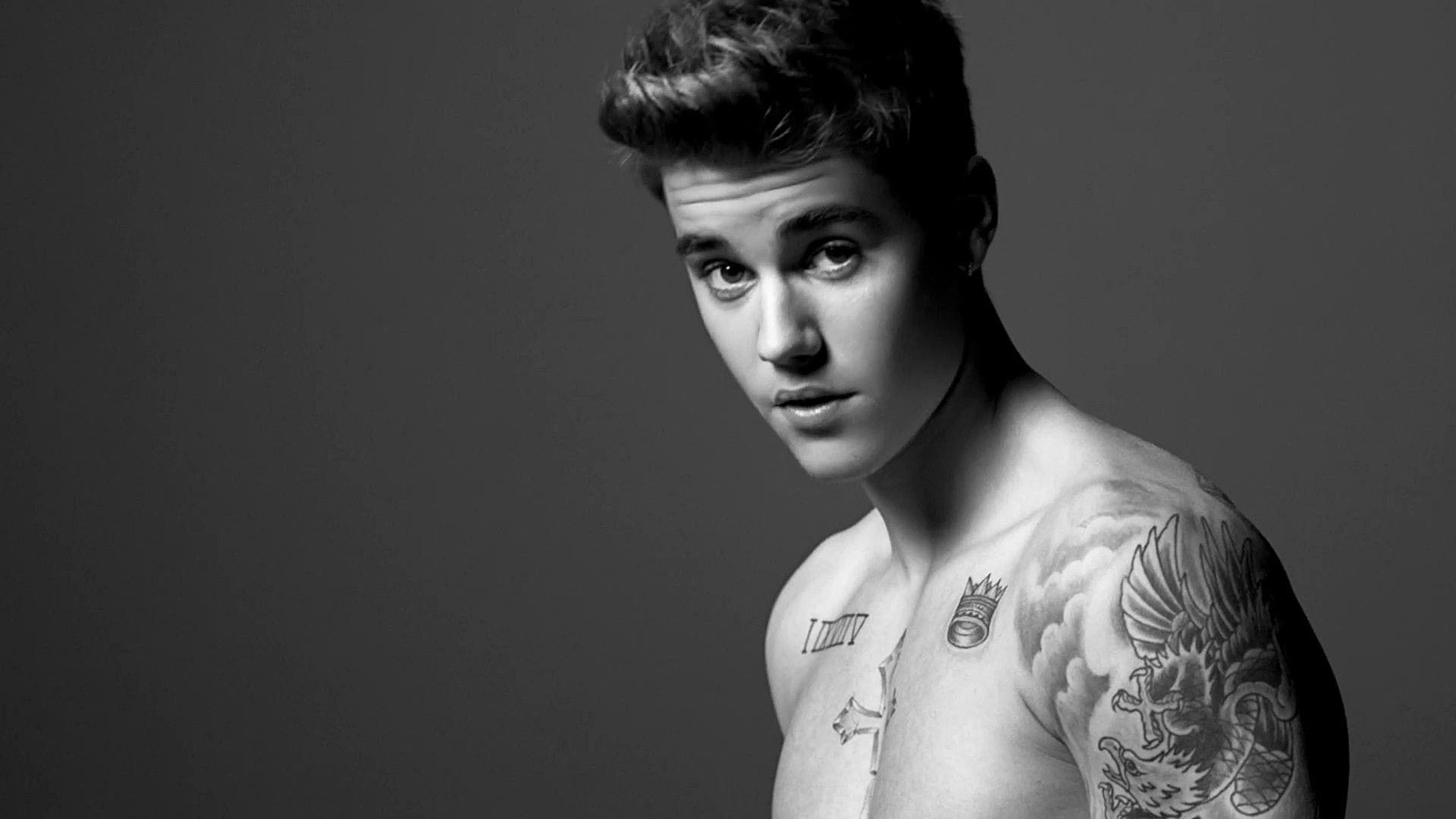 Justin Bieber widescreen wallpapers