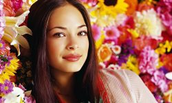 Kristin Kreuk widescreen wallpapers