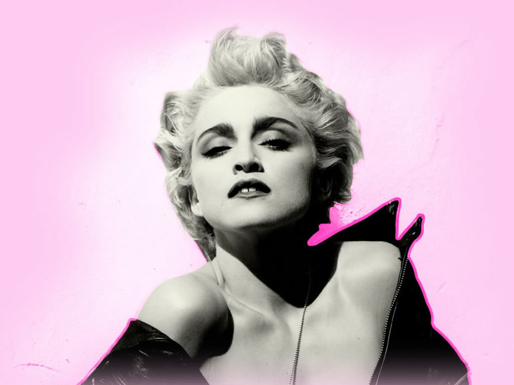 Madonna widescreen wallpapers