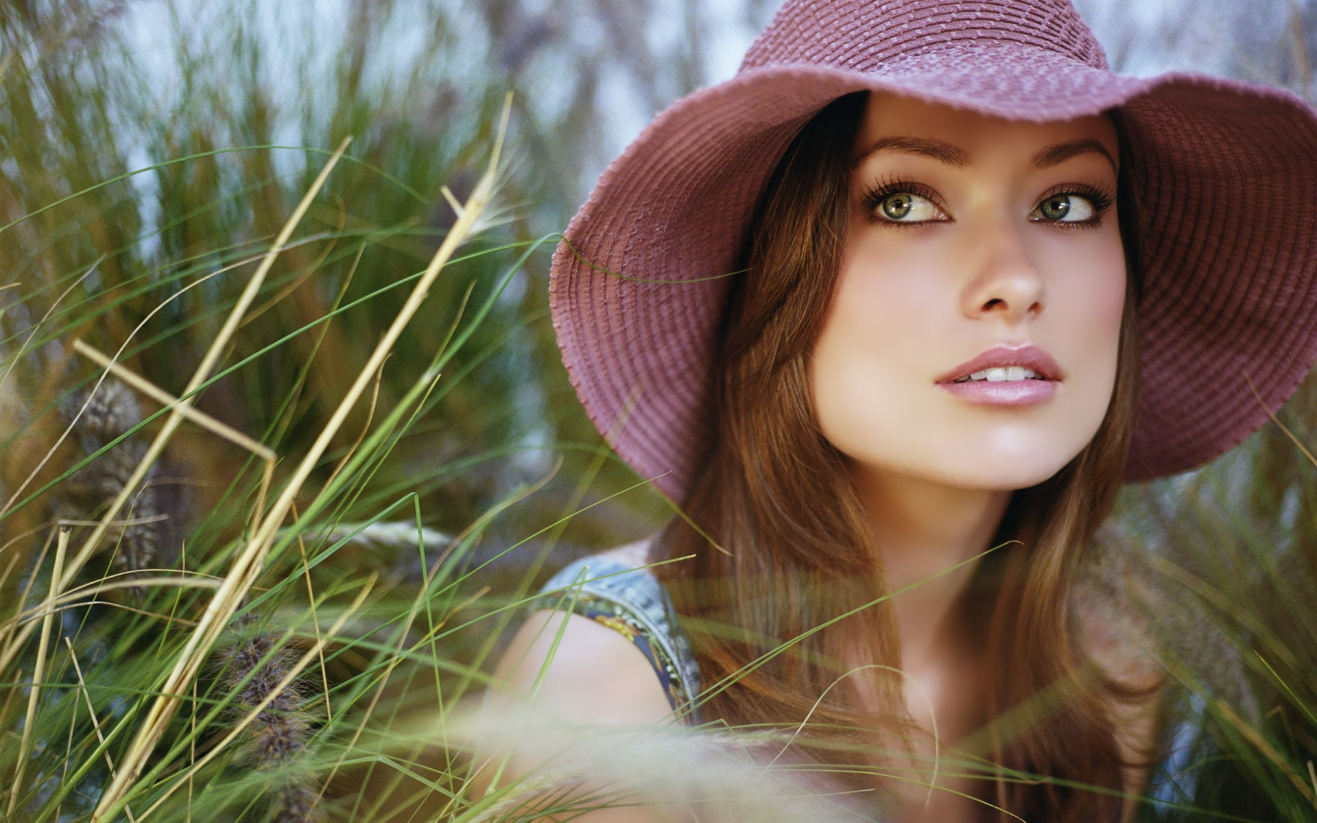 Olivia Wilde widescreen wallpapers