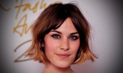 Alexa Chung for mobile
