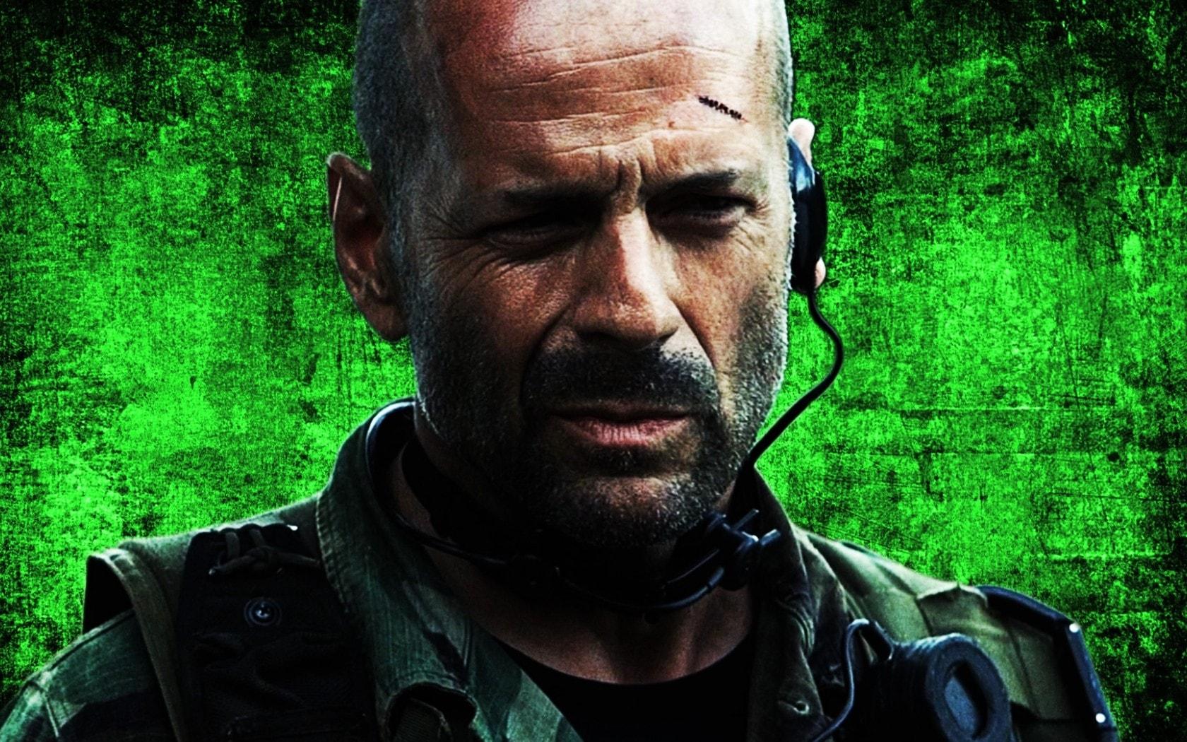 Bruce Willis for mobile
