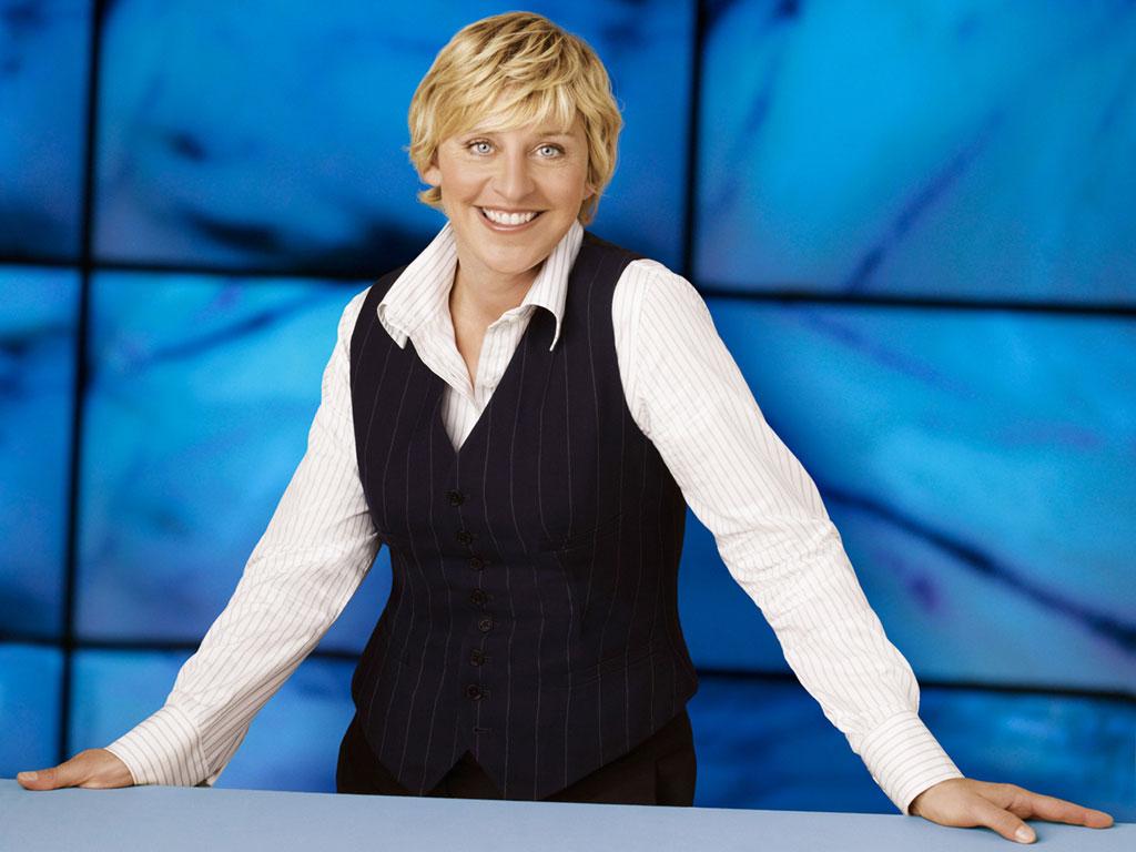 Ellen Degeneres for mobile