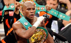 Floyd Mayweather, Jr. for mobile