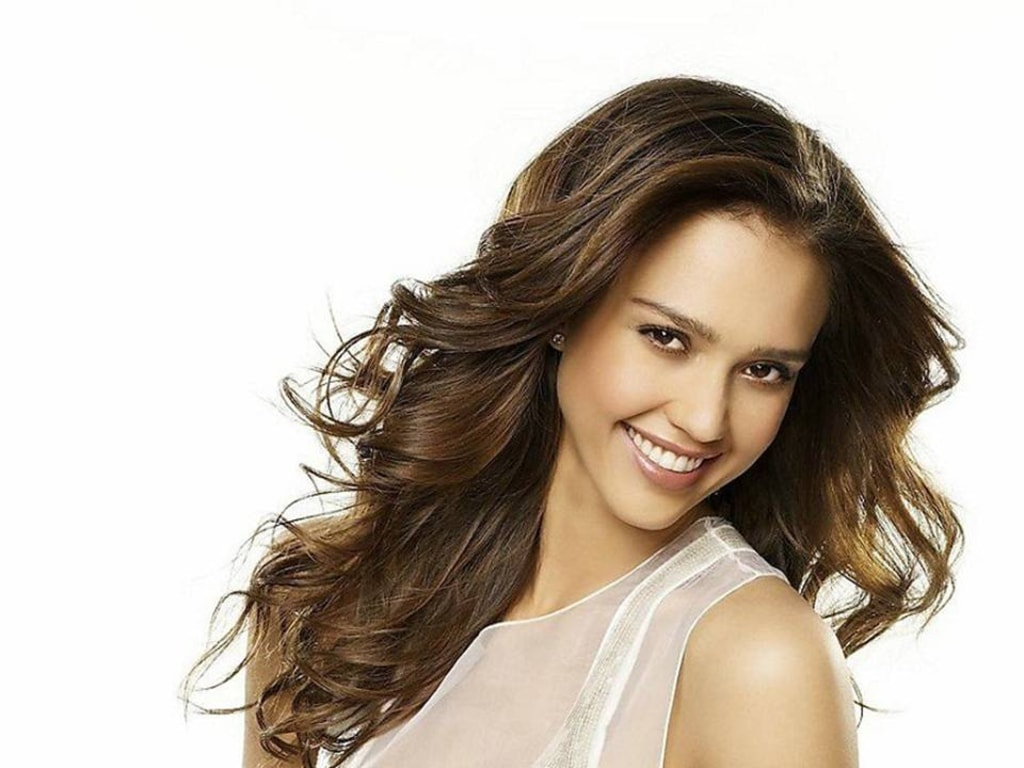Jessica Alba for mobile