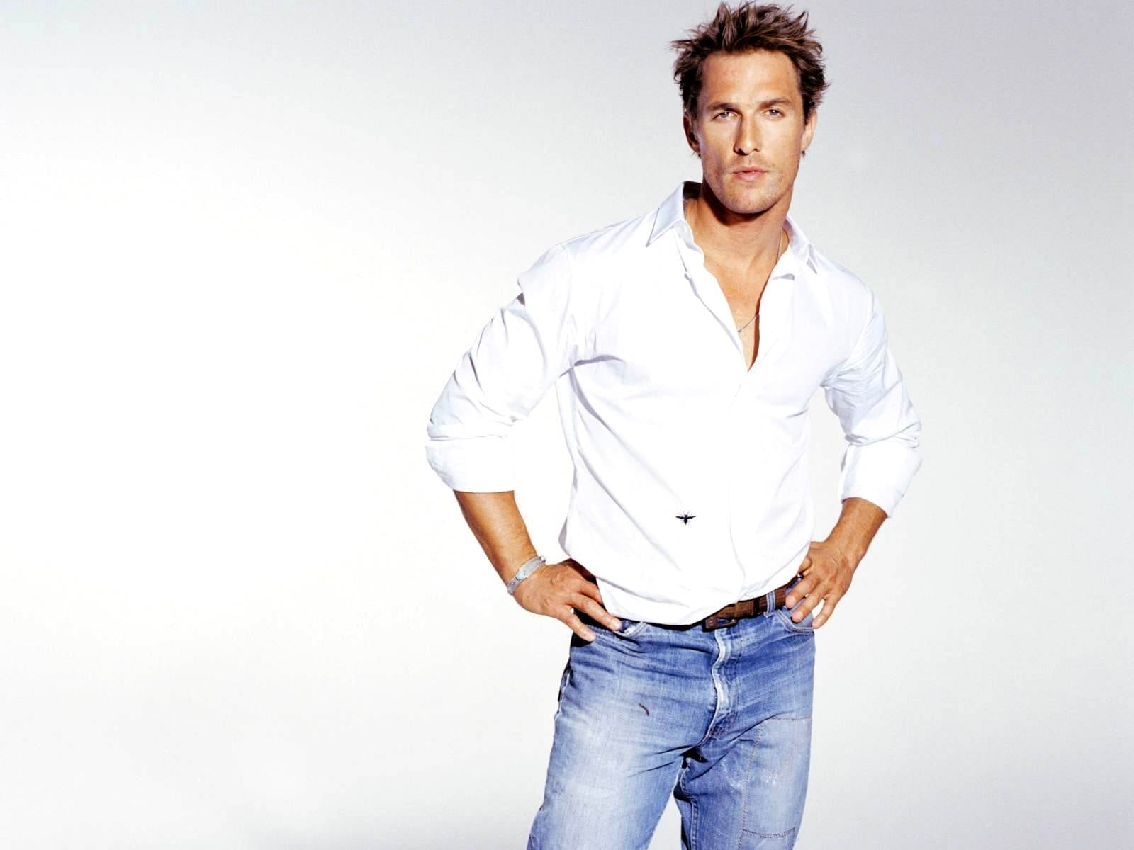 Matthew Mcconaughey for mobile