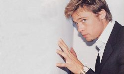 Brad Pitt widescreen for desktop