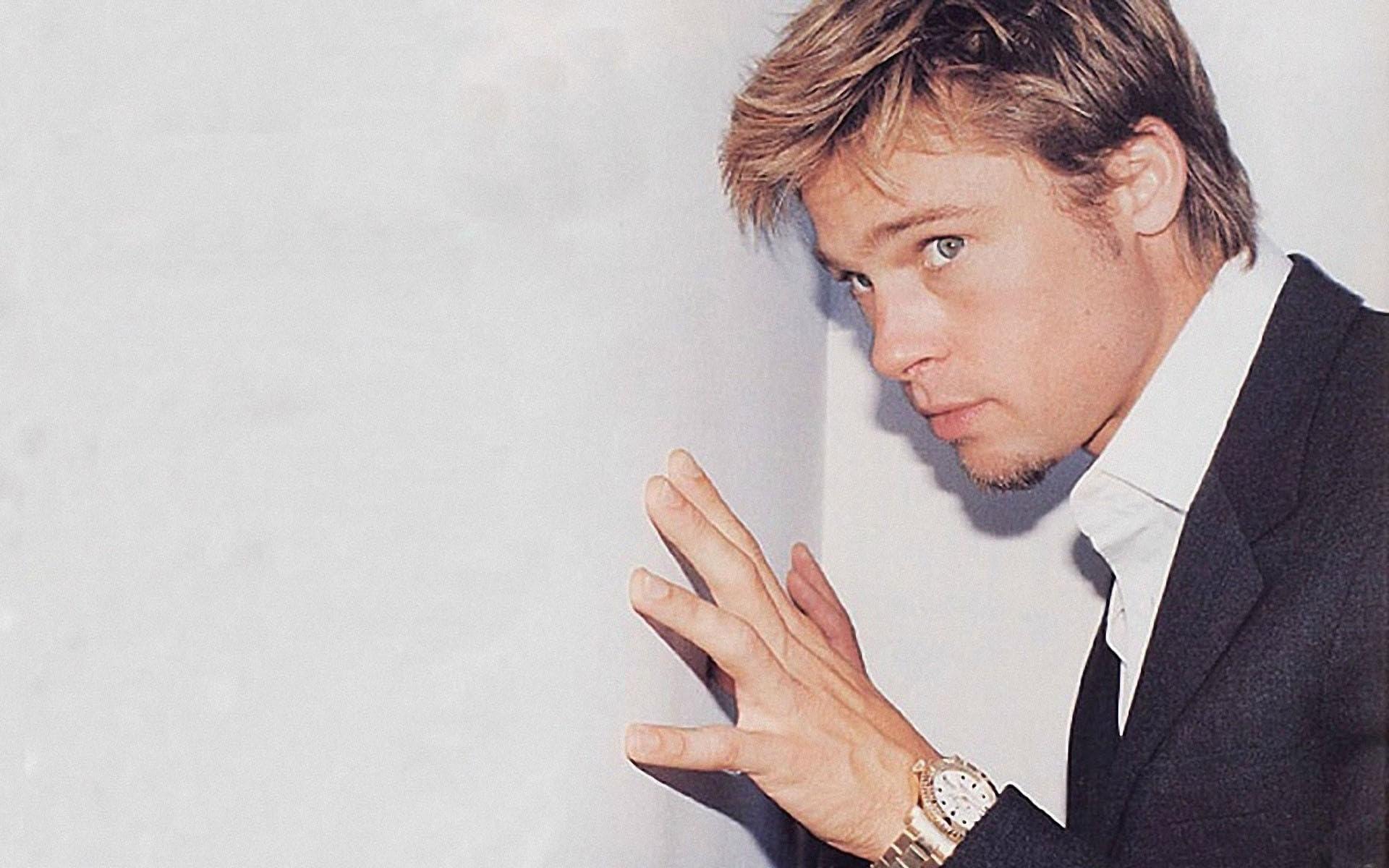 Brad Pitt widescreen for desktop