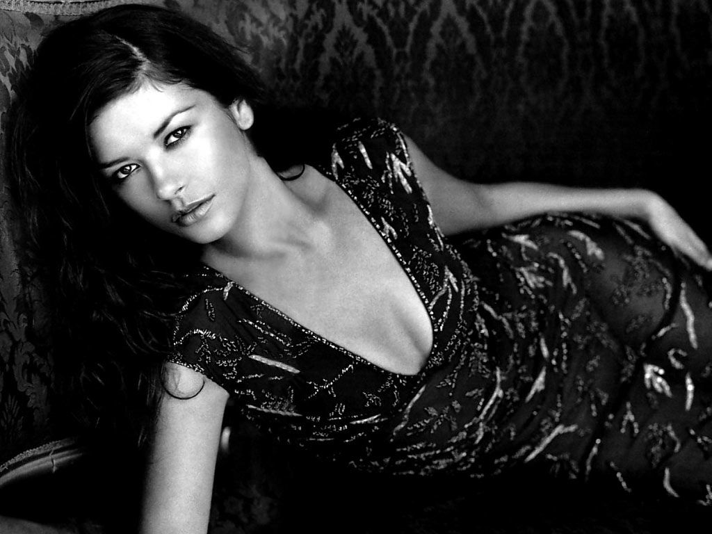 Catherine Zeta-Jones widescreen for desktop