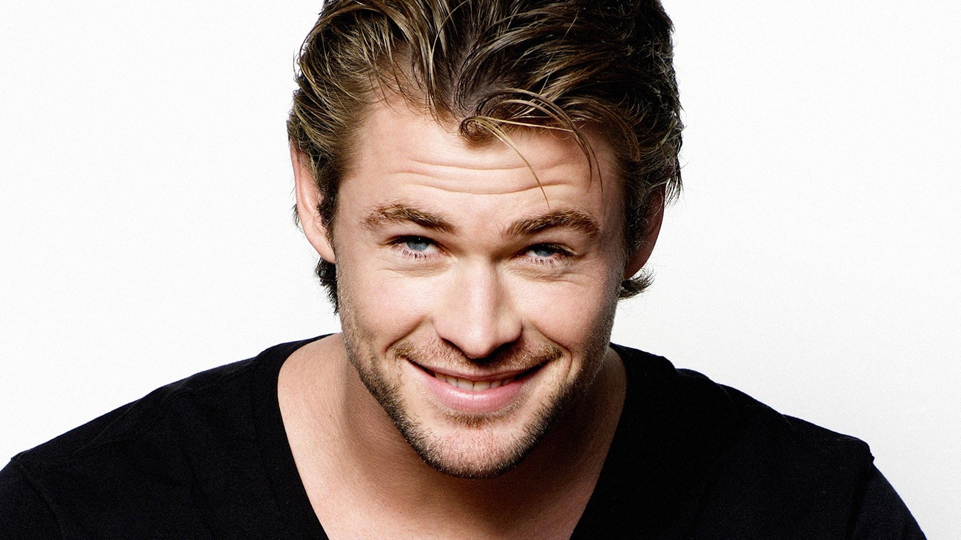 Chris Hemsworth widescreen for desktop