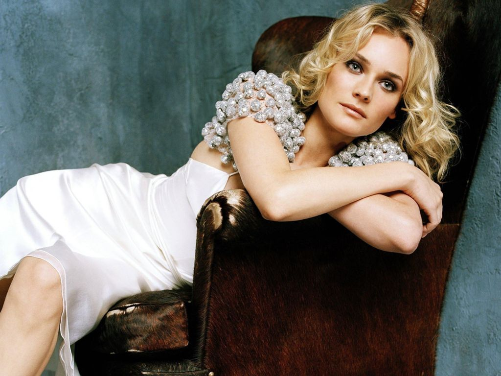 Diane Kruger widescreen for desktop
