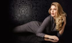 Doutzen Kroes widescreen for desktop