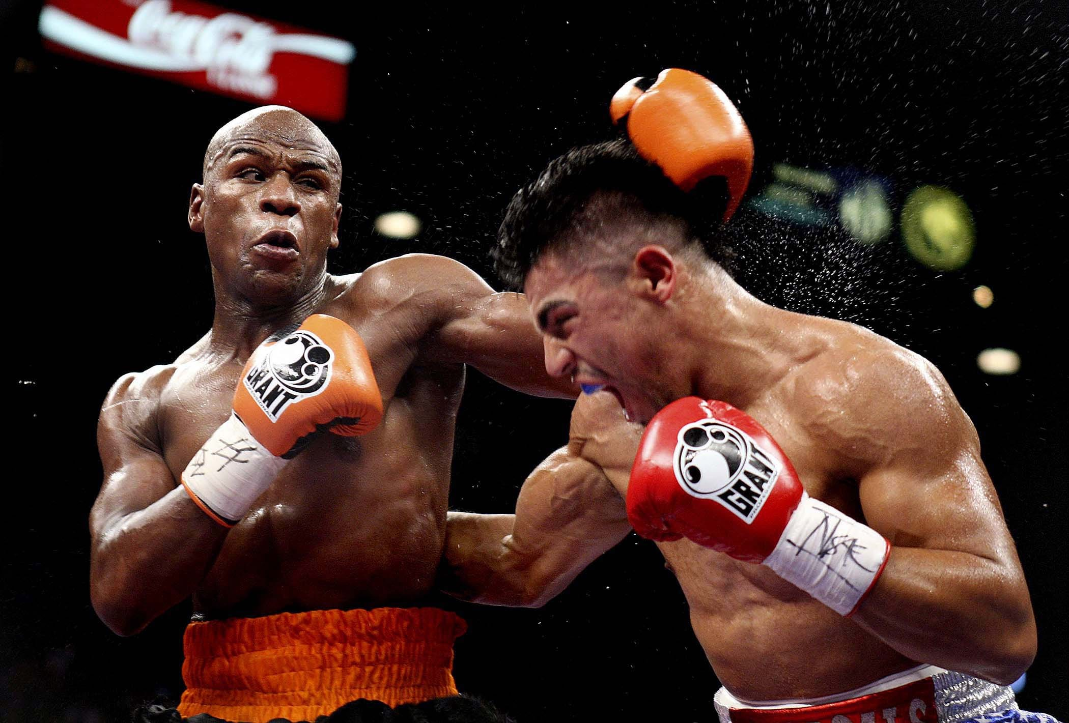 Floyd Mayweather, Jr. widescreen for desktop