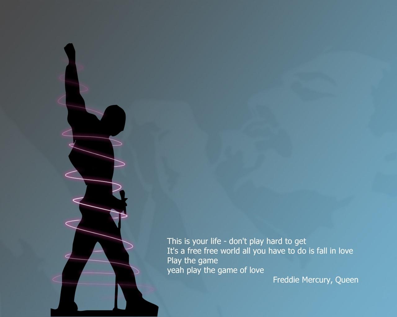 Freddie Mercury for mobile