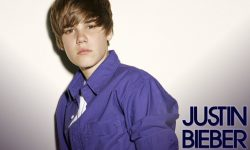 Justin Bieber widescreen for desktop