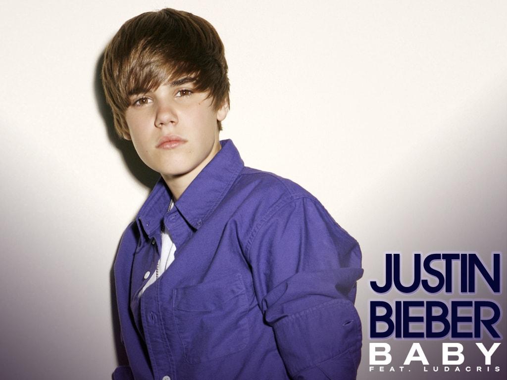 Justin Bieber widescreen for desktop