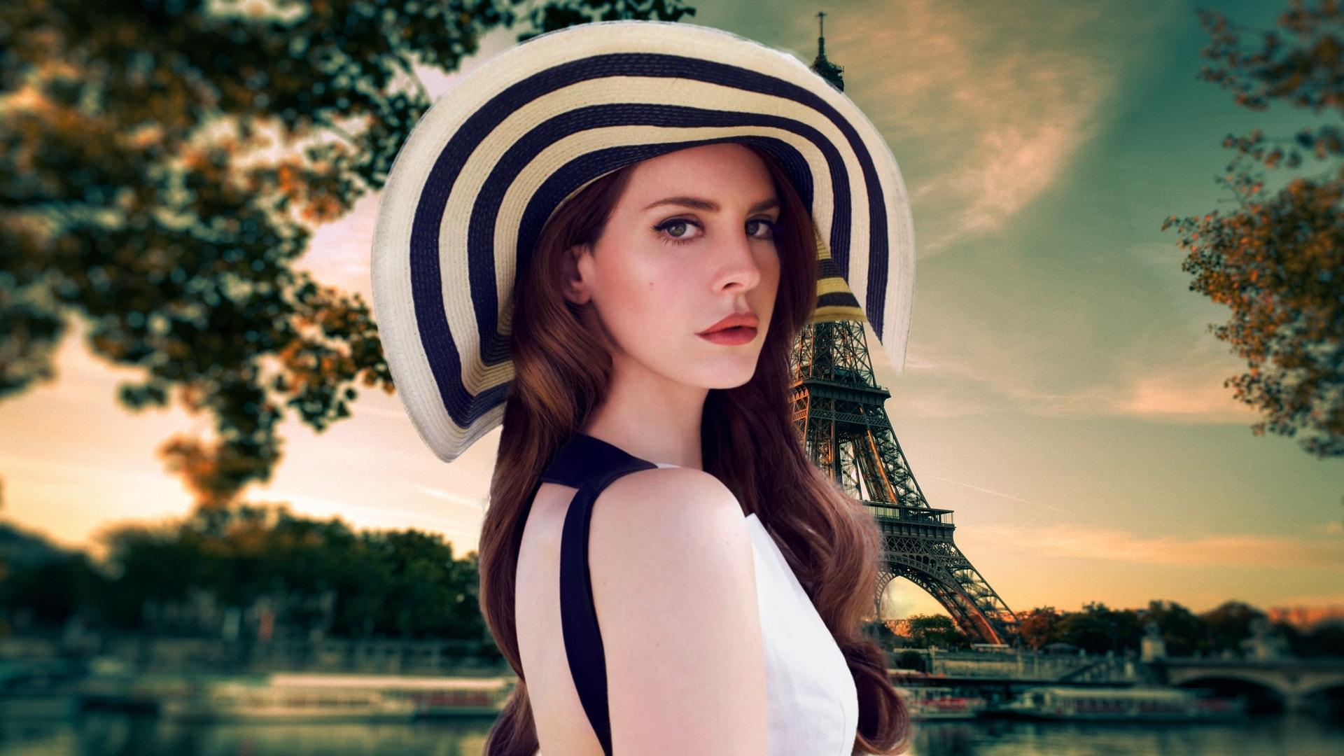 Lana Del Rey widescreen for desktop