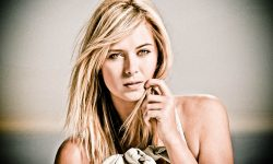 Maria Sharapova widescreen for desktop