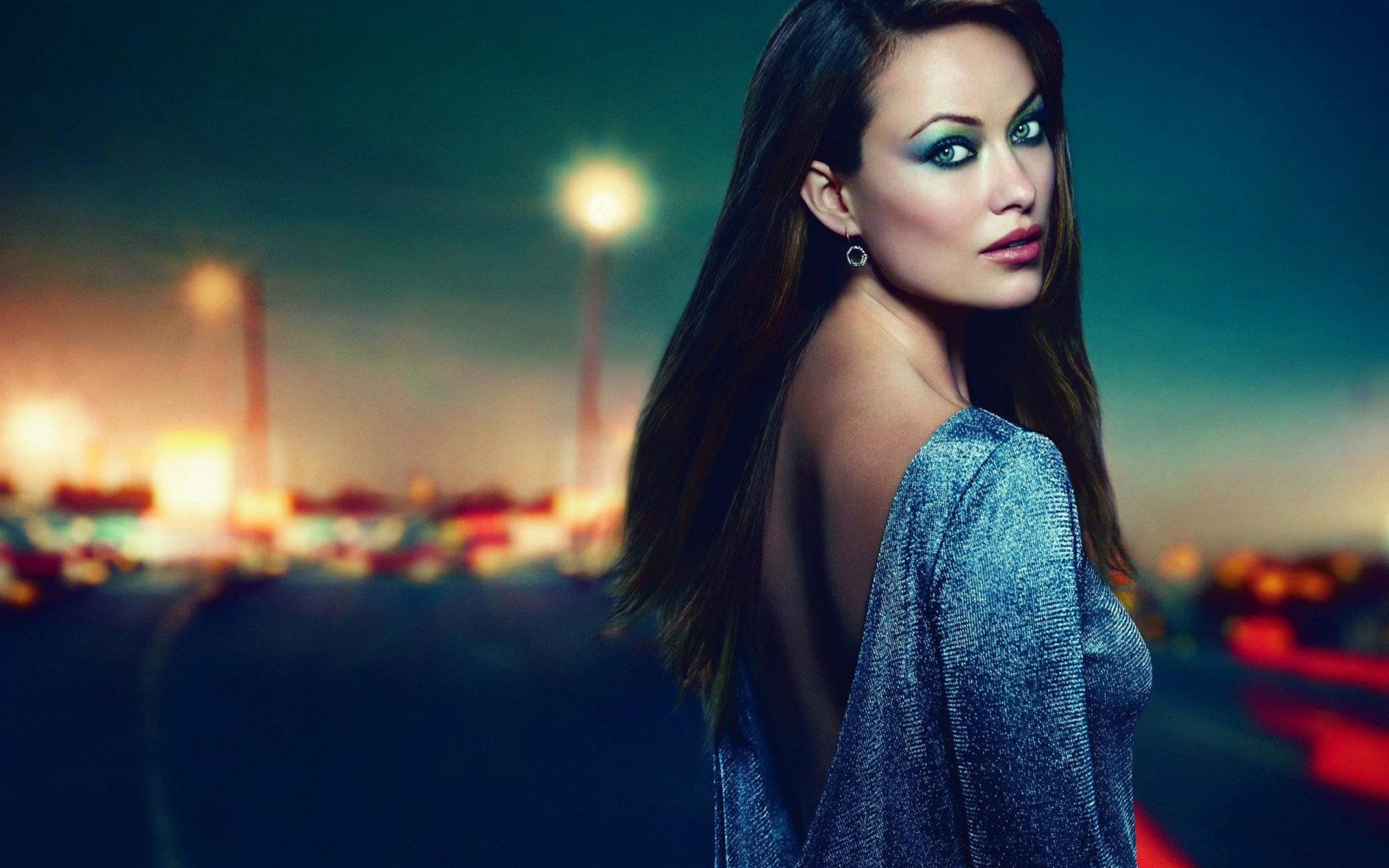 Olivia Wilde widescreen for desktop