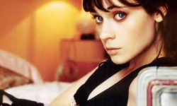 Zooey Deschanel widescreen for desktop