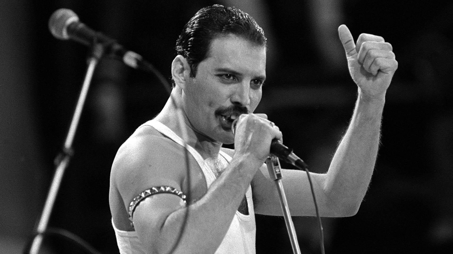 Freddie Mercury widescreen wallpapers