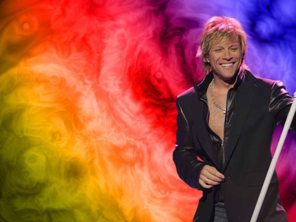 Jon Bon Jovi desktop wallpaper