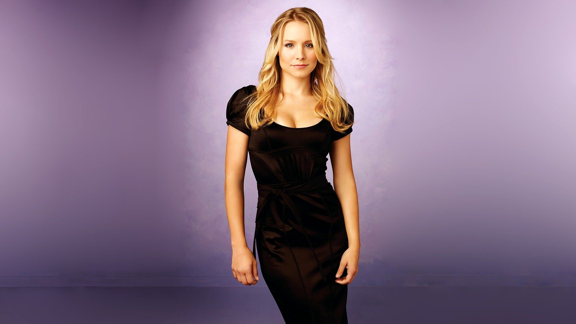 Kristen Bell desktop wallpaper