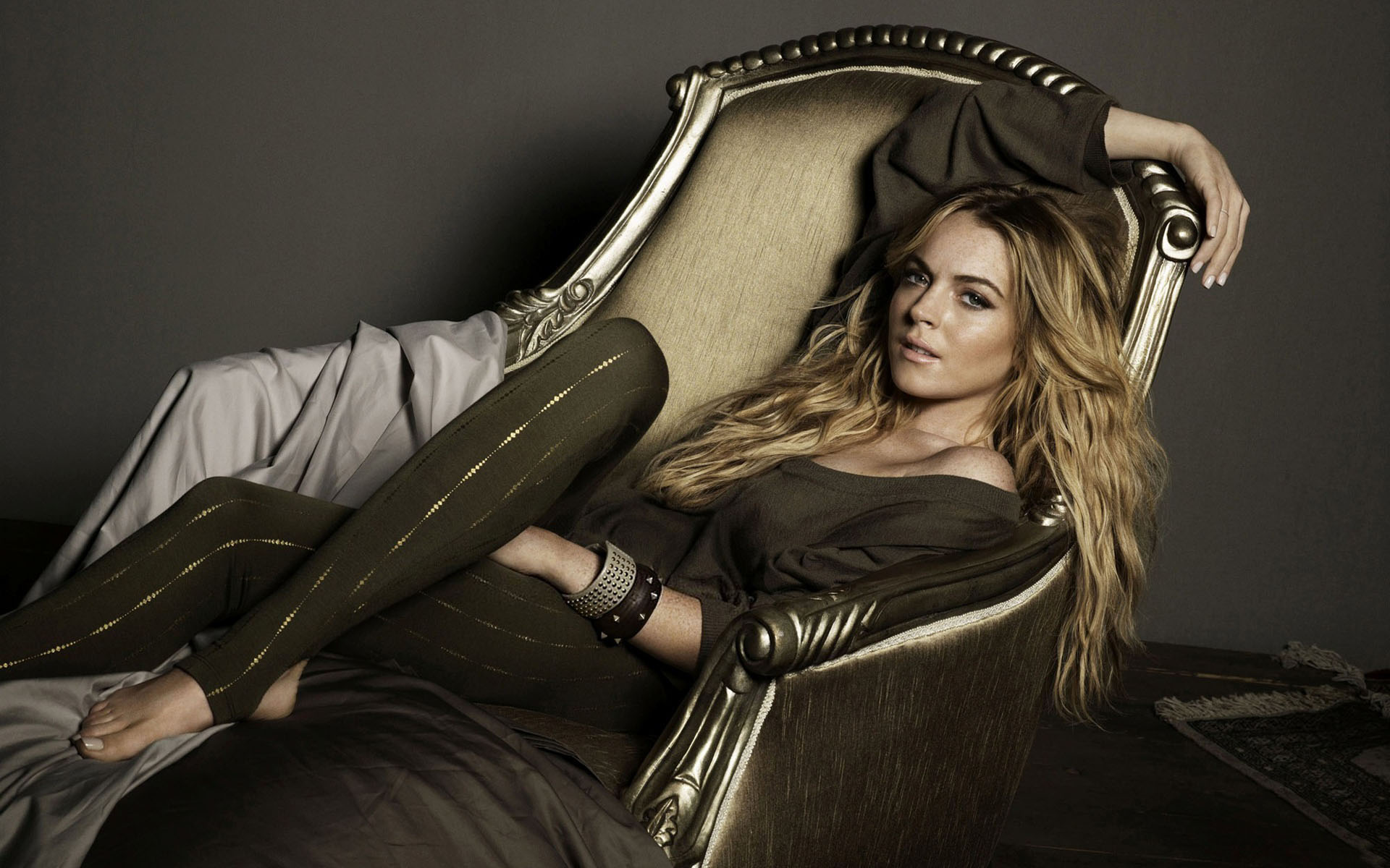 Lindsay Lohan desktop wallpaper