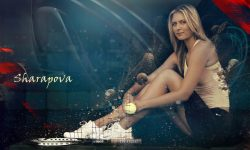 Maria Sharapova desktop wallpaper