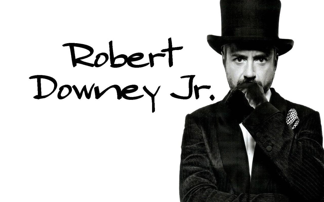 Robert Downey, Jr. desktop wallpaper