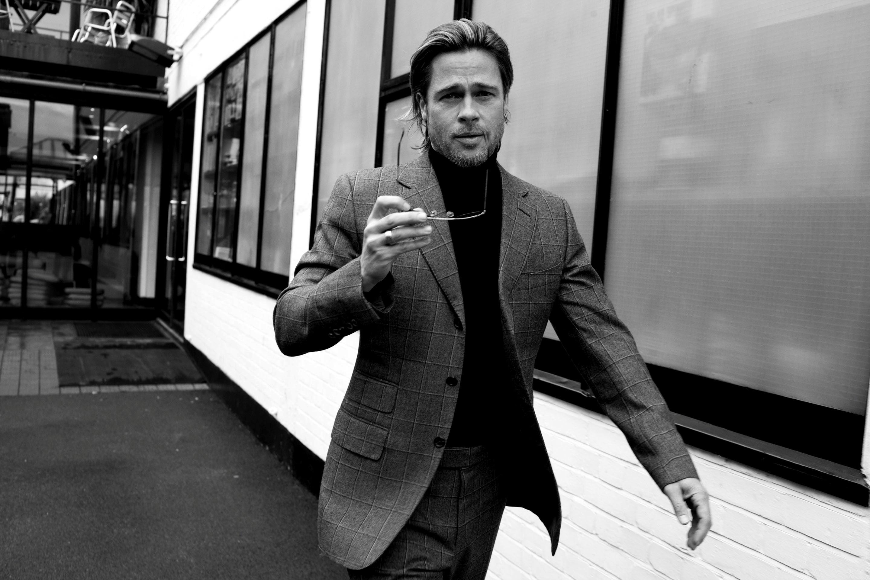 Brad Pitt Wide wallpapers
