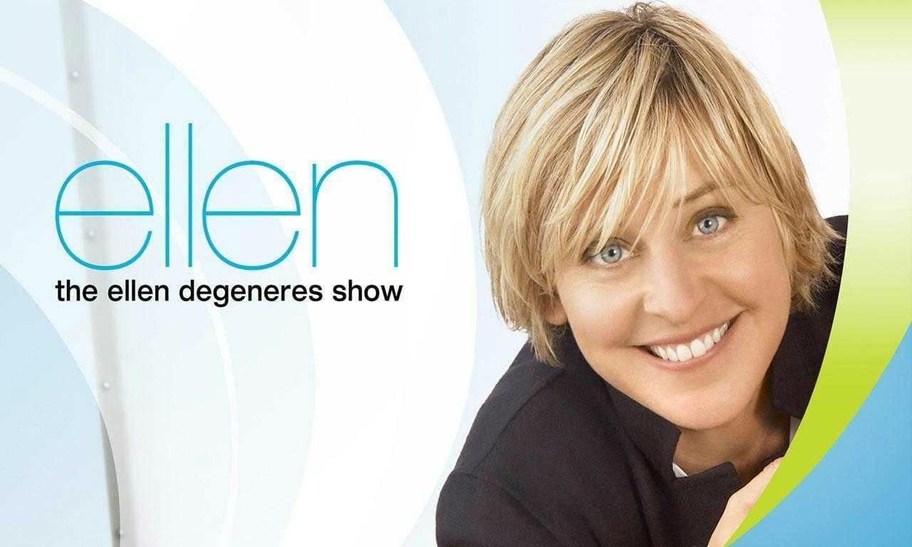 Ellen Degeneres widescreen