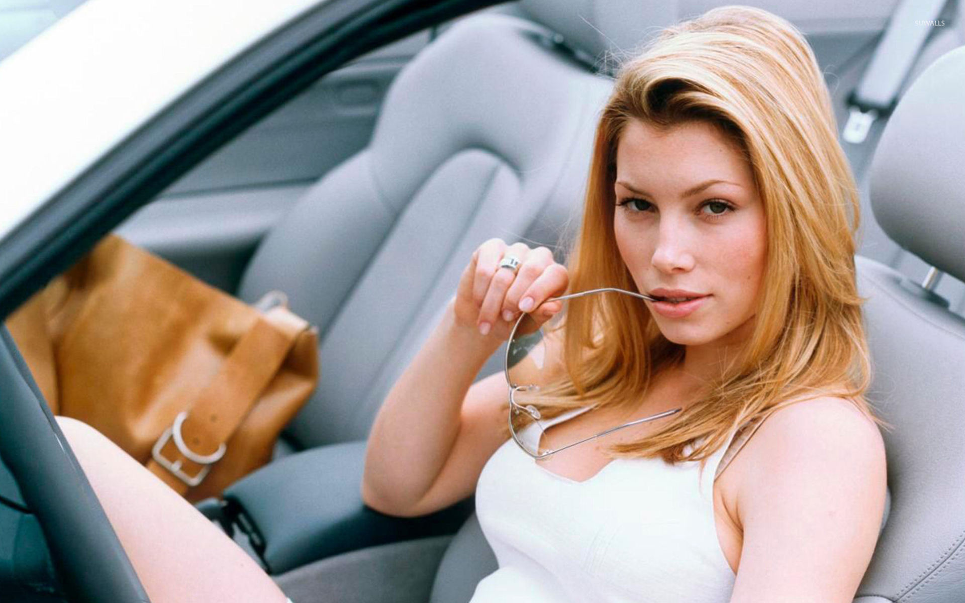 Jessica Biel Wide wallpapers