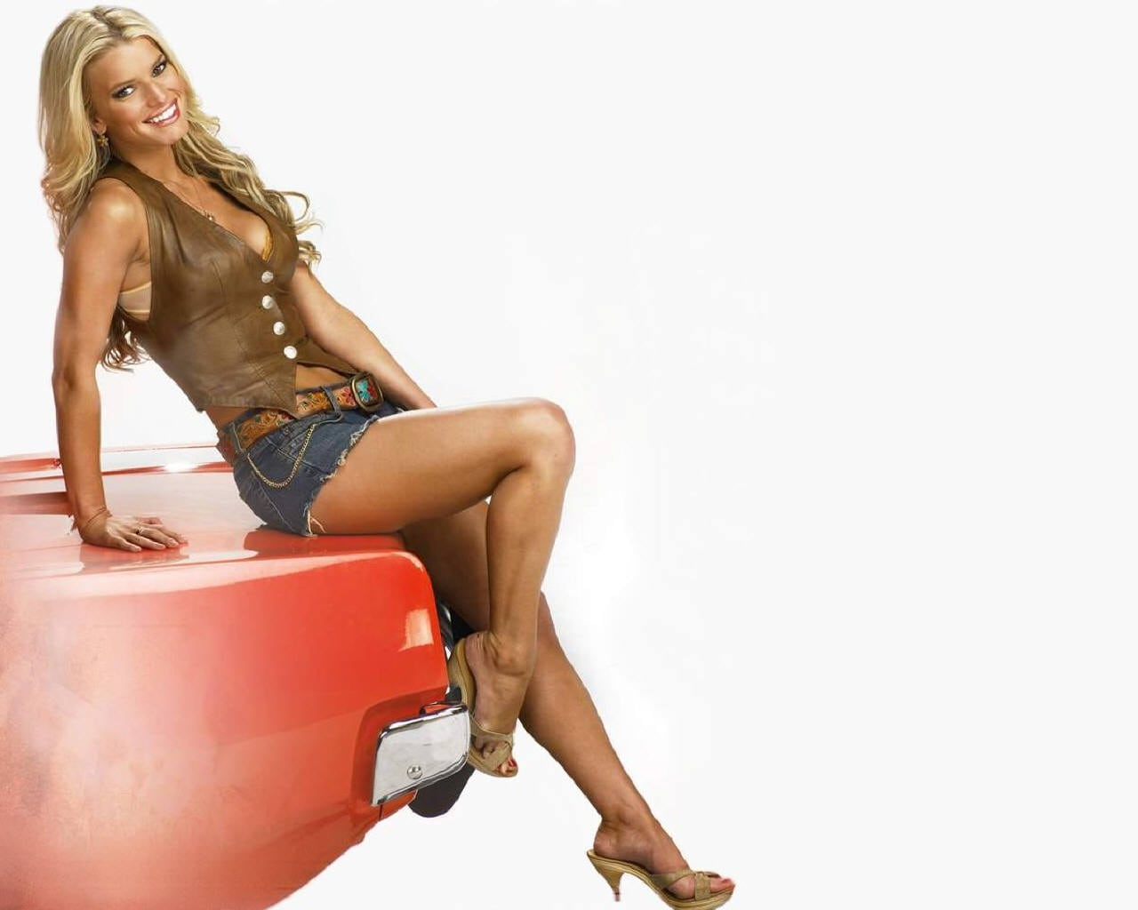 Jessica Simpson Wide wallpapers