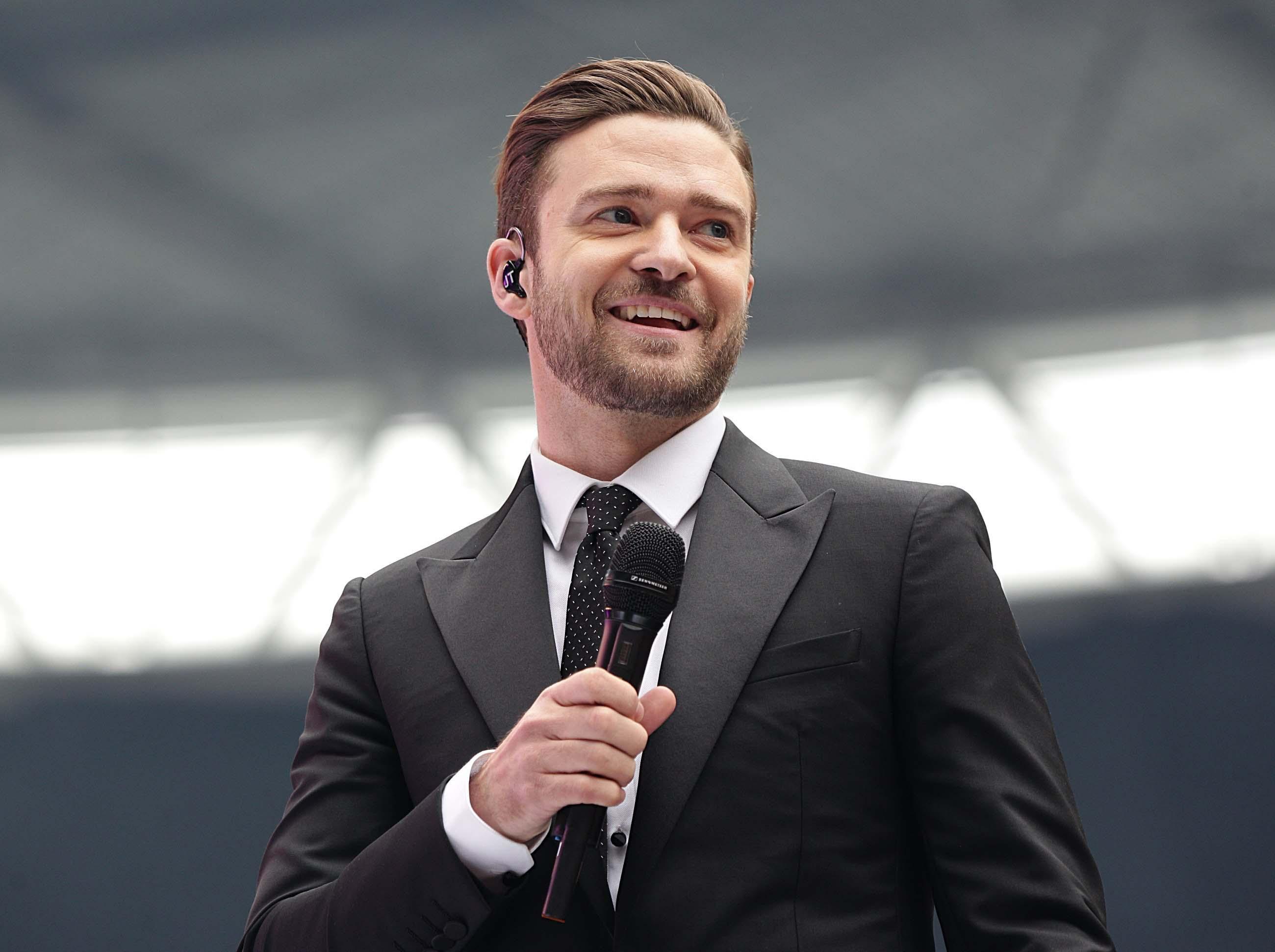 Justin Timberlake High