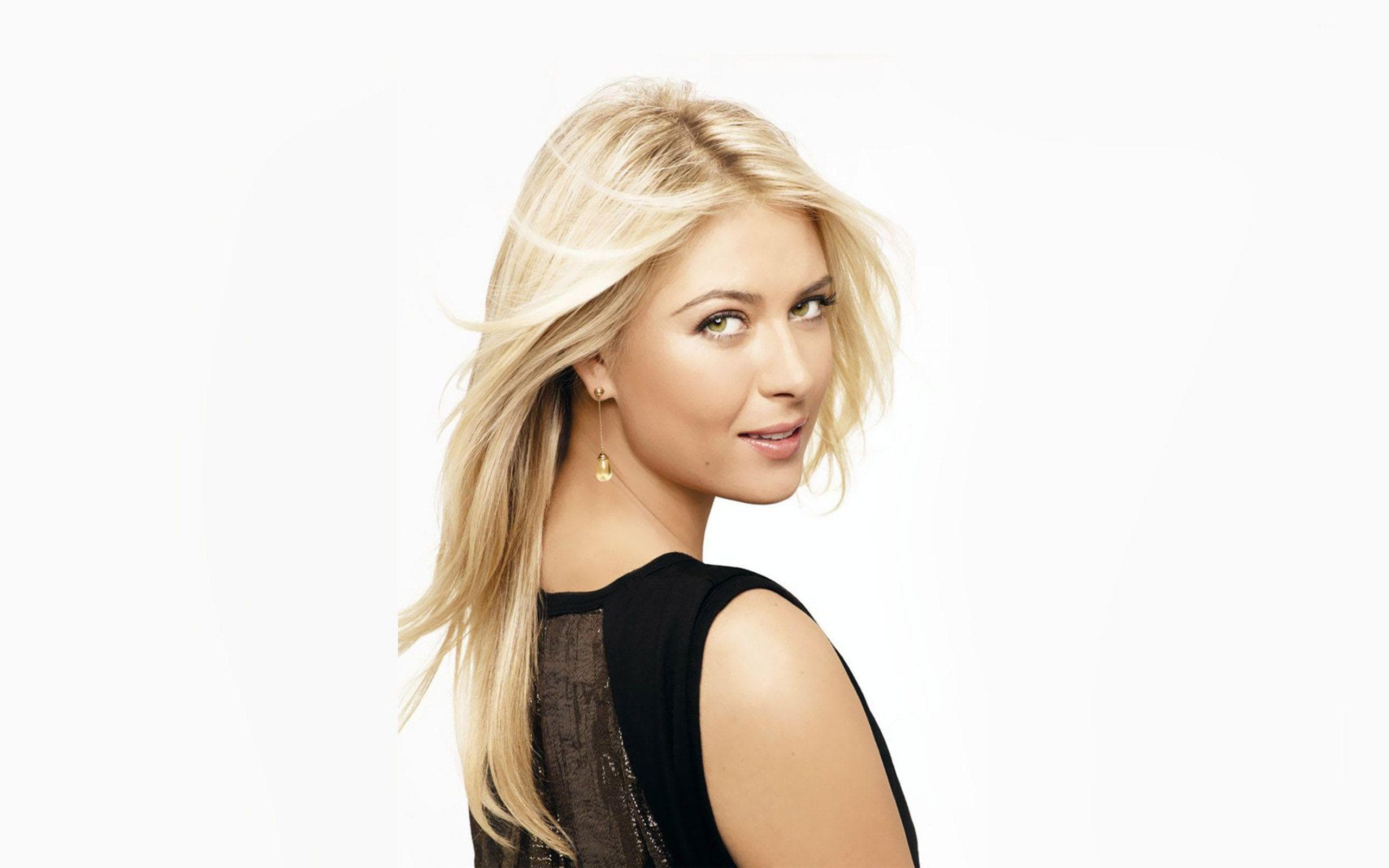Maria Sharapova Wide wallpapers