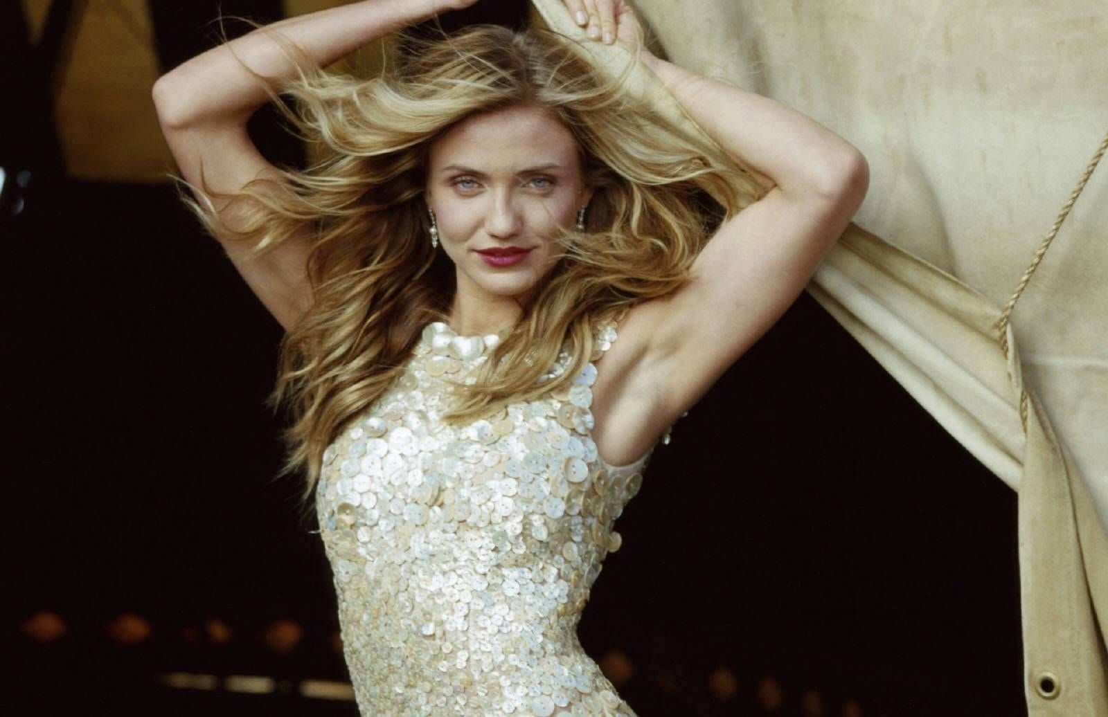 Cameron Diaz desktop wallpaper