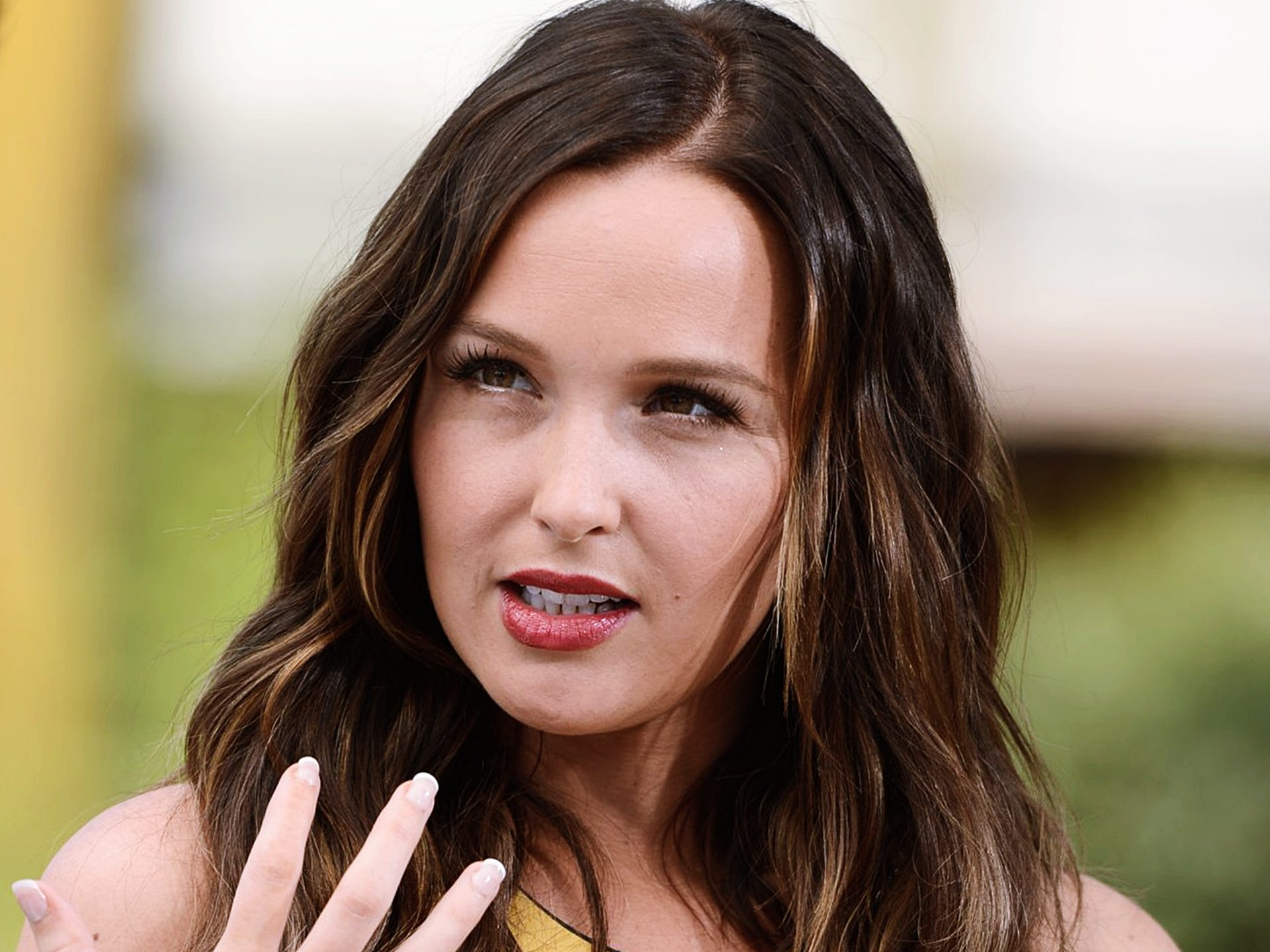 Camilla Anne Luddington High
