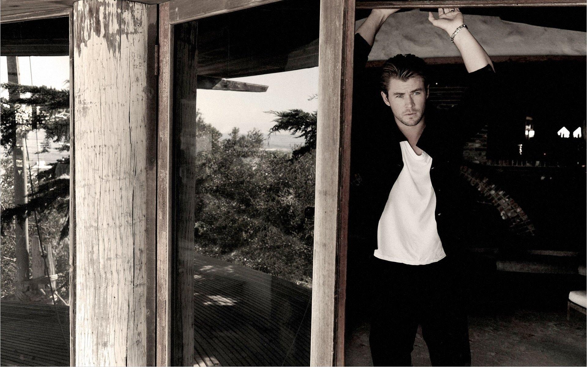 Chris Hemsworth High
