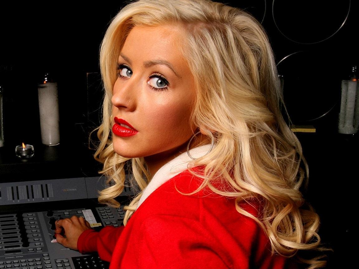 Christina Aguilera Desktop wallpapers