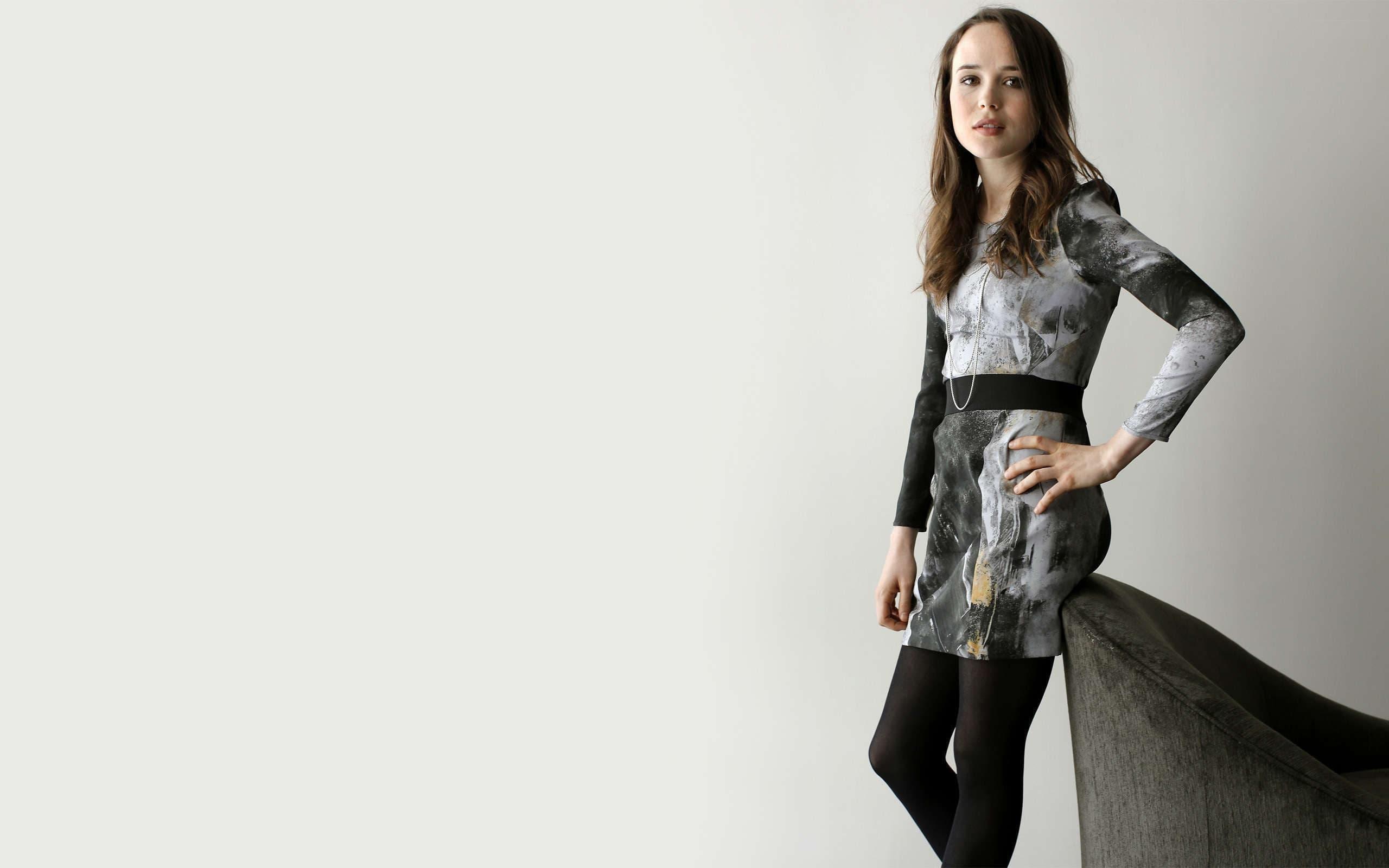 Ellen Page High