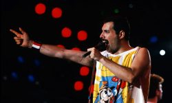 Freddie Mercury free