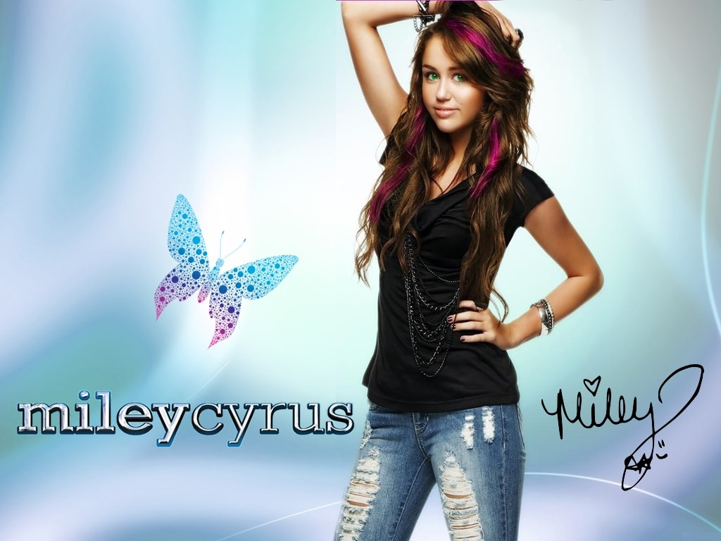 Miley Cyrus for mobile