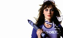 Zooey Deschanel Desktop wallpapers