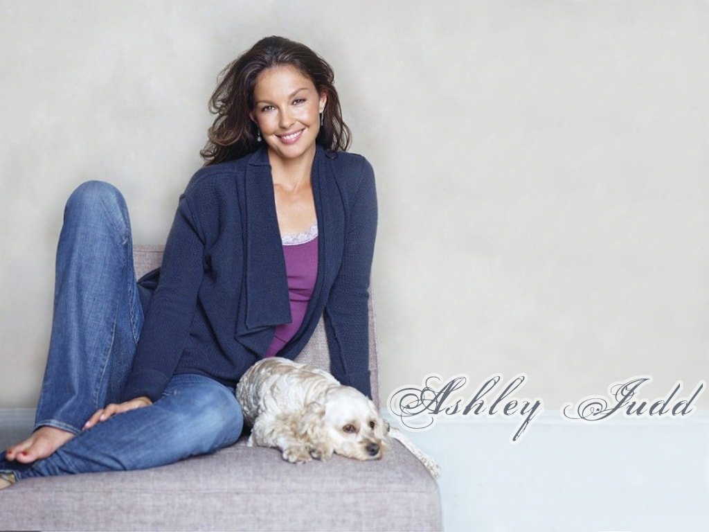Ashley Judd HD