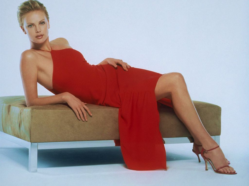Charlize Theron Free