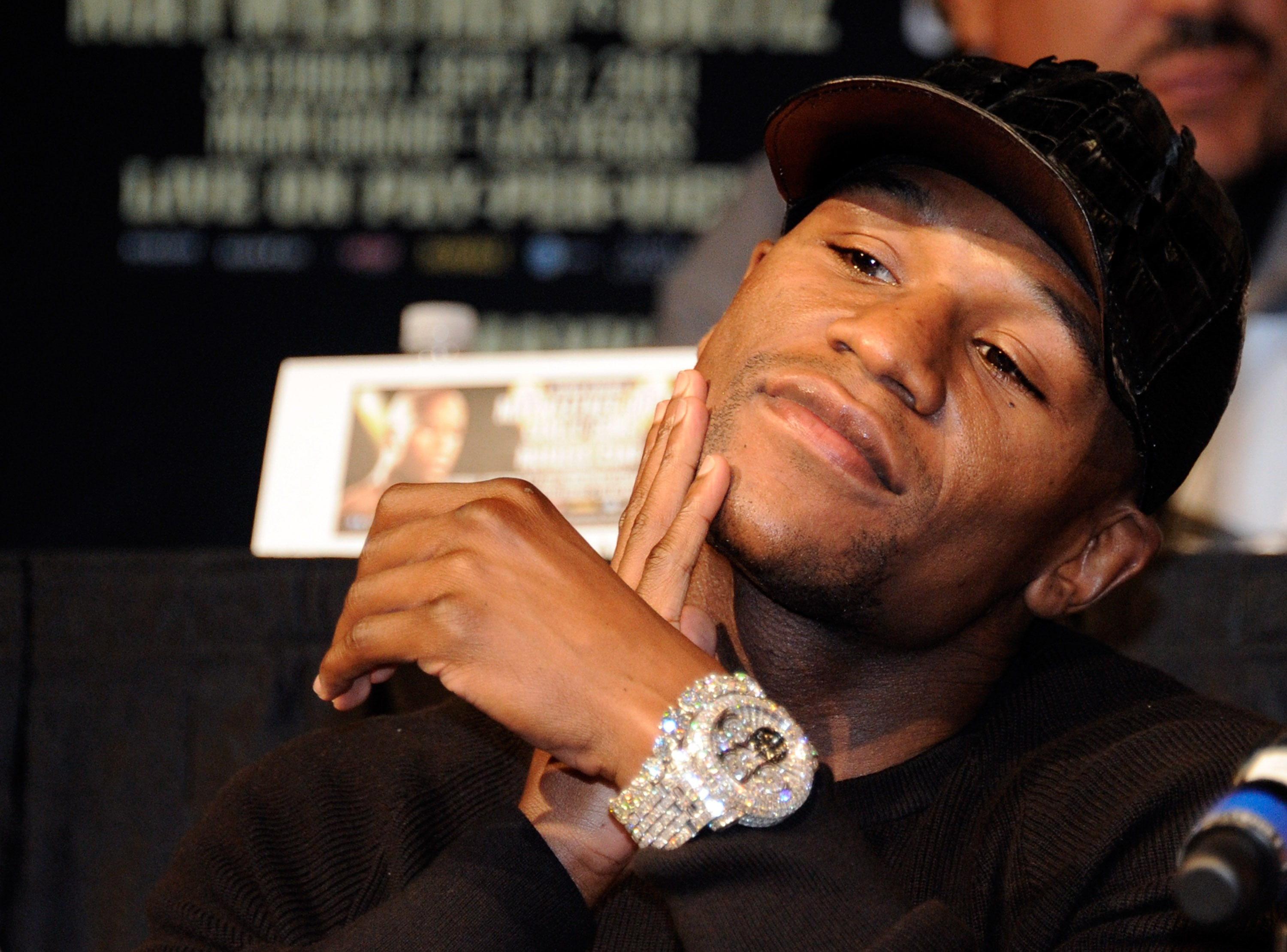 Floyd Mayweather, Jr. HD