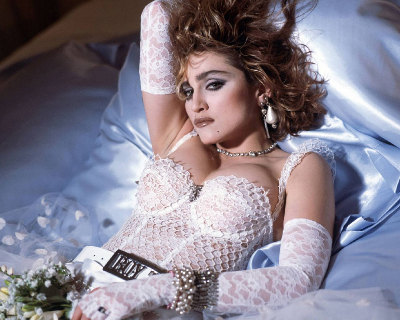 Madonna for mobile