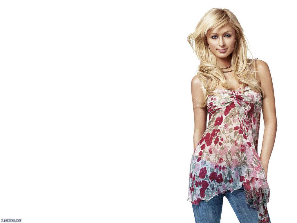 Paris Hilton Free
